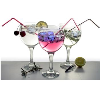 6 Copos de Gin Tónico