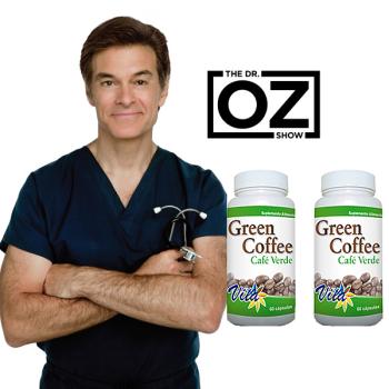 Green Coffee – 2 Frascos – 60 cápsulas