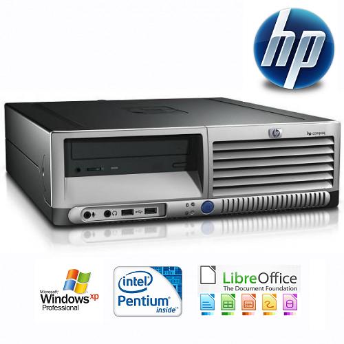 Desktop HP DC7100 PENTIUM 630 1GB Recondicionado