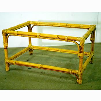Mesa de Bambu Usada