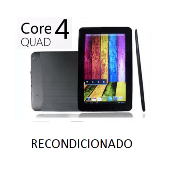 Tablet 9″ Quad Core HDMI e Dual Camera Recondicionado