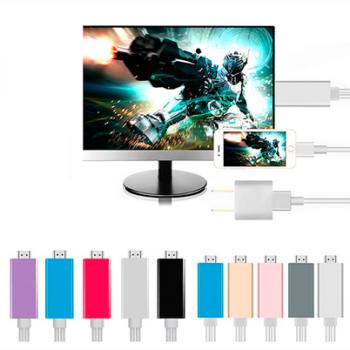 Adaptador HDTV para iPhone/iPad